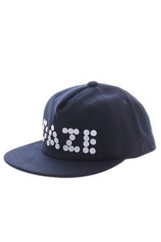 【AZUL by moussy】DAZEフラットフェイクメルトンCAP