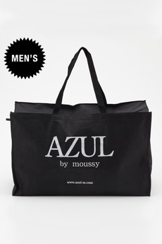 【MENS】【AZUL by moussy】NEW YEAR BAG 10000