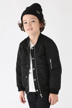 【KIDS】ミドル丈中綿MA-1