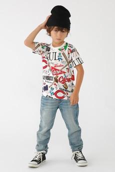 【KIDS】CARP総柄Tシャツ