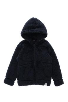 【KIDS】WARMボアフリースZIPパーカー KIDS