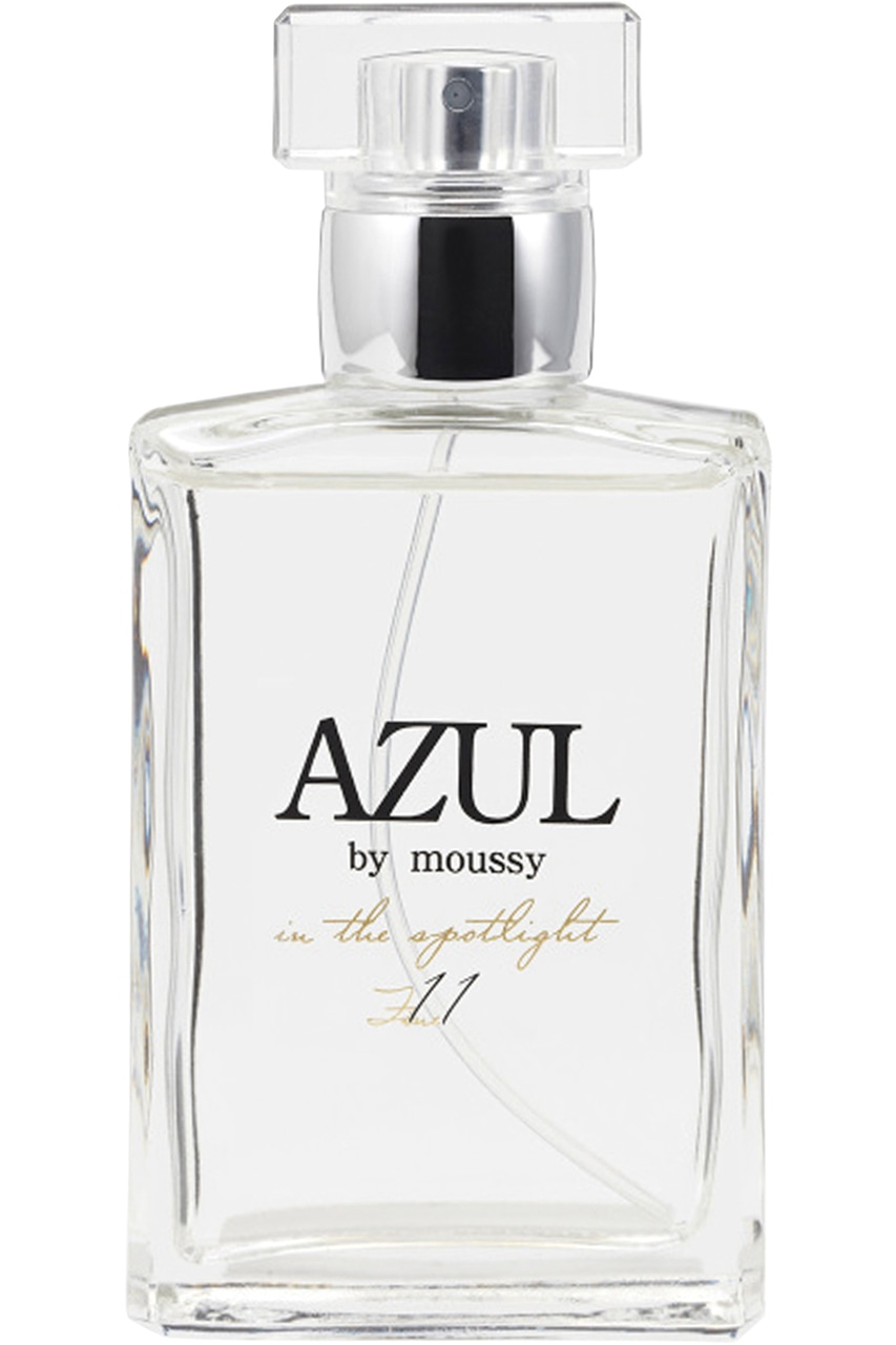 【AZUL BY MOUSSY】オードトワレ30ml in the spotlight 詳細画像 SLV 1