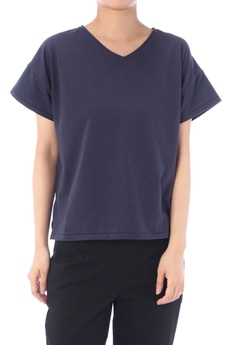 【AZUL ENCANTO】VネックゆるTシャツ