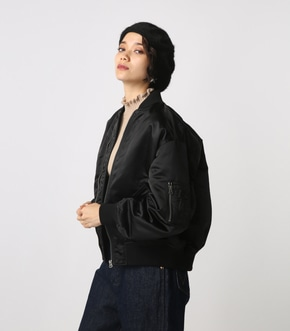 【AZUL BY MOUSSY】コンパクトMA-1