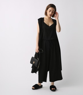 【AZUL BY MOUSSY】ロングニットベスト
