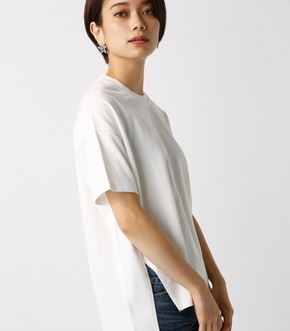 【AZUL BY MOUSSY】スリット半袖プルオーバー [MOOK掲載]  97001