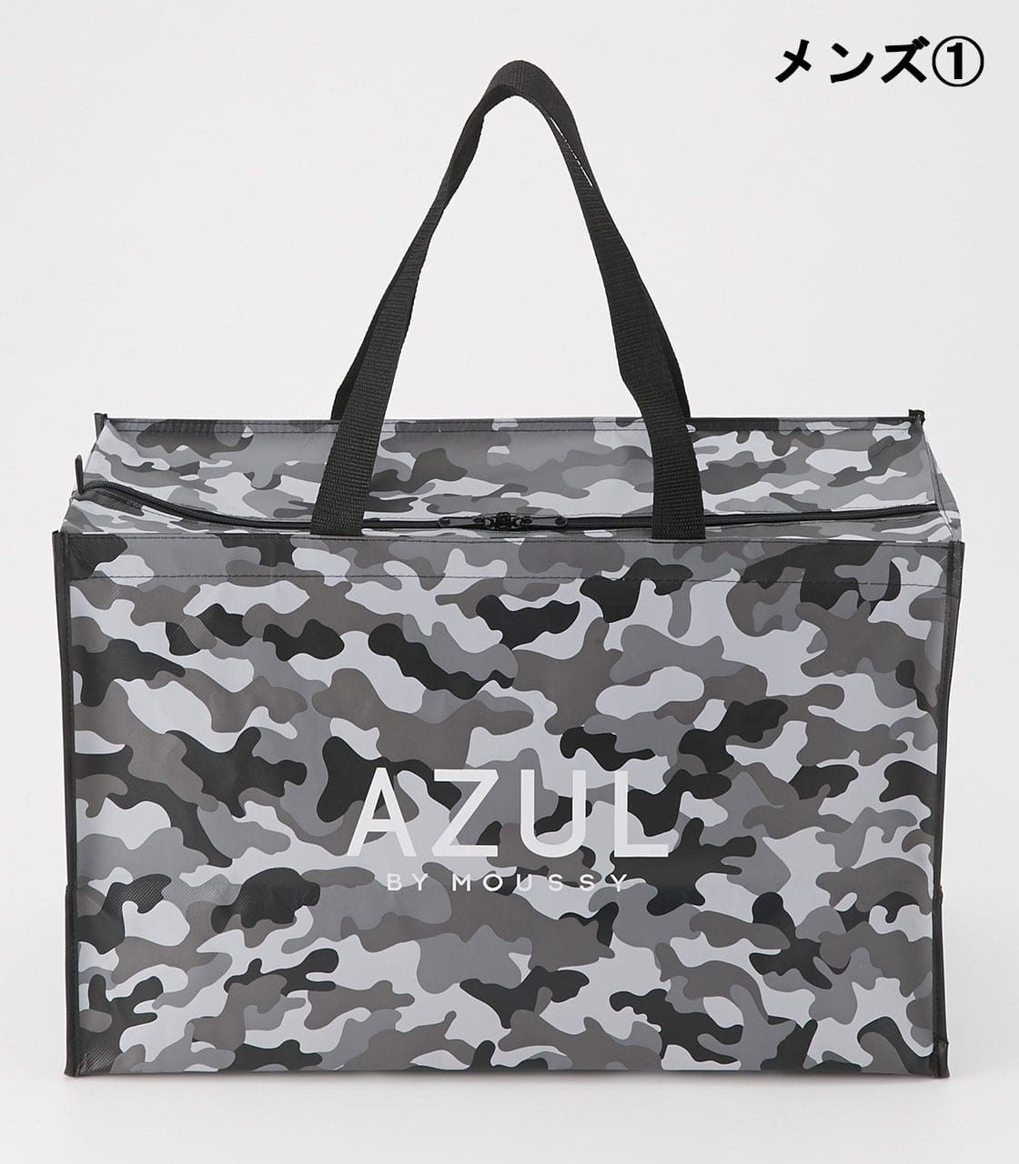 【AZUL BY MOUSSY】2018 NEW YEAR BAG MN10000 詳細画像 CLR 1