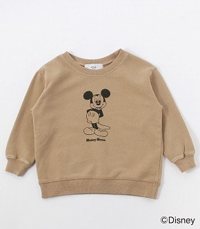 【KIDS】MICKEY MOUSE SWEAT プルオーバー
