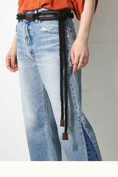 【AZUL BY MOUSSY】ropeサッシュベルト