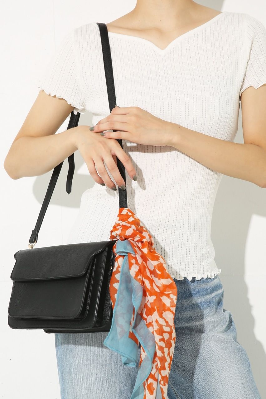 49b816859511 AZUL BY MOUSSY】アコーディオンショルダーバッグ|AZUL BY MOUSSY ...