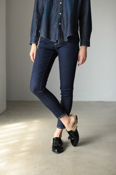 【AZUL by moussy】A Perfect Denim 3rd(吸湿発熱)