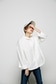【予約商品】【AZUL by moussy】袖ボリュームフレアシャツ