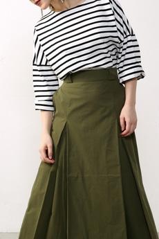 《5/31までWEB限定価格》【AZUL by moussy】チノマキシスカート