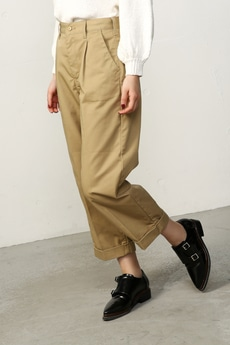 【AZUL by moussy】Wrangler×AZUL TAPERED PANTS