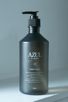【AZUL by moussy】ボディソープ in the spotlight
