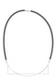 《7/24(月)11:59までWEB限定価格》【AZUL by moussy】幾何学メタルモチーフショートネックレスMOOK番号93124