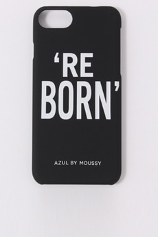 【AZUL BY MOUSSY】REBORNスマホケース(6・6S・7)
