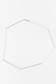 《7/24(月)11:59までWEB限定価格》【AZUL by moussy】変形ネックレス