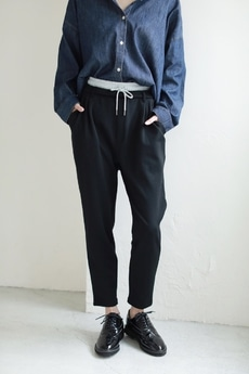 【AZUL by moussy】Wウエストジョッパーズパンツ