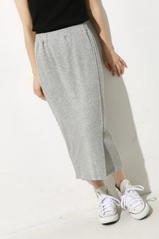《7/24(月)11:59までWEB限定価格》【AZUL by moussy】ラップ風ミディタイトスカート