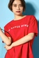 【AZUL by moussy】I'M SUPER WOMAN T