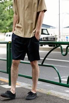 【AZUL BY MOUSSY】Front Tuck Shorts