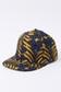 【KIDS】アフリカンフラワー柄CAP