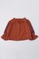 【KIDS】袖刺繍ブラウス
