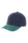 【KIDS】スウェード調配色CAP