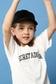 《5/31までWEB限定価格》【KIDS】BIGクルーネック半袖ロゴTMOOK番号94104