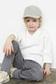 《5/31までWEB限定価格》【KIDS】ストレッチツイルカットソーテーパードチノパンツMOOK番号94110