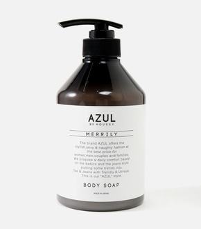 【AZUL BY MOUSSY】AZUL Bodysoap