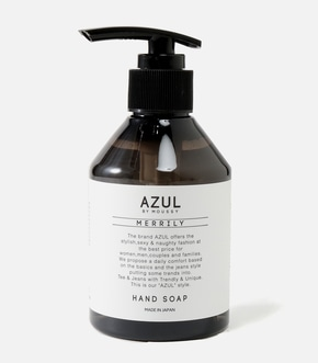 【AZUL BY MOUSSY】AZUL Handsoap
