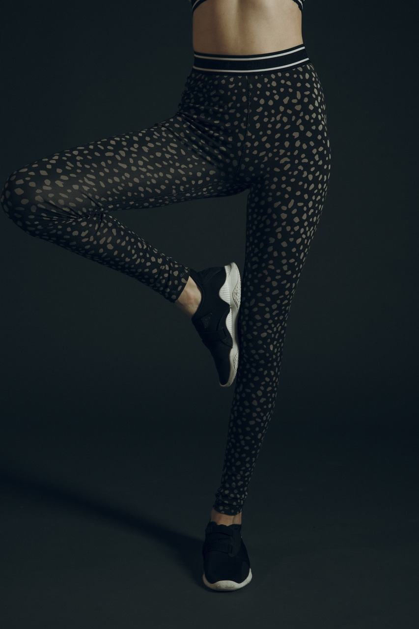 CLUB AZUL BASIC LEGGINGS 詳細画像 柄BLK 1