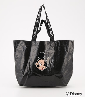 【AZUL BY MOUSSY】FACE MICKEY トートバッグ