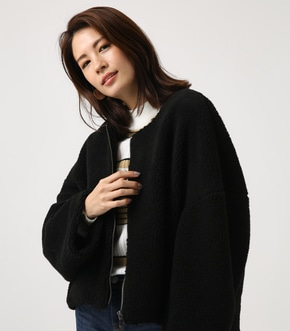 【AZUL BY MOUSSY】BOAショートコート