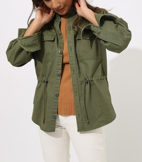 【AZUL BY MOUSSY】Military Blouson 詳細画像