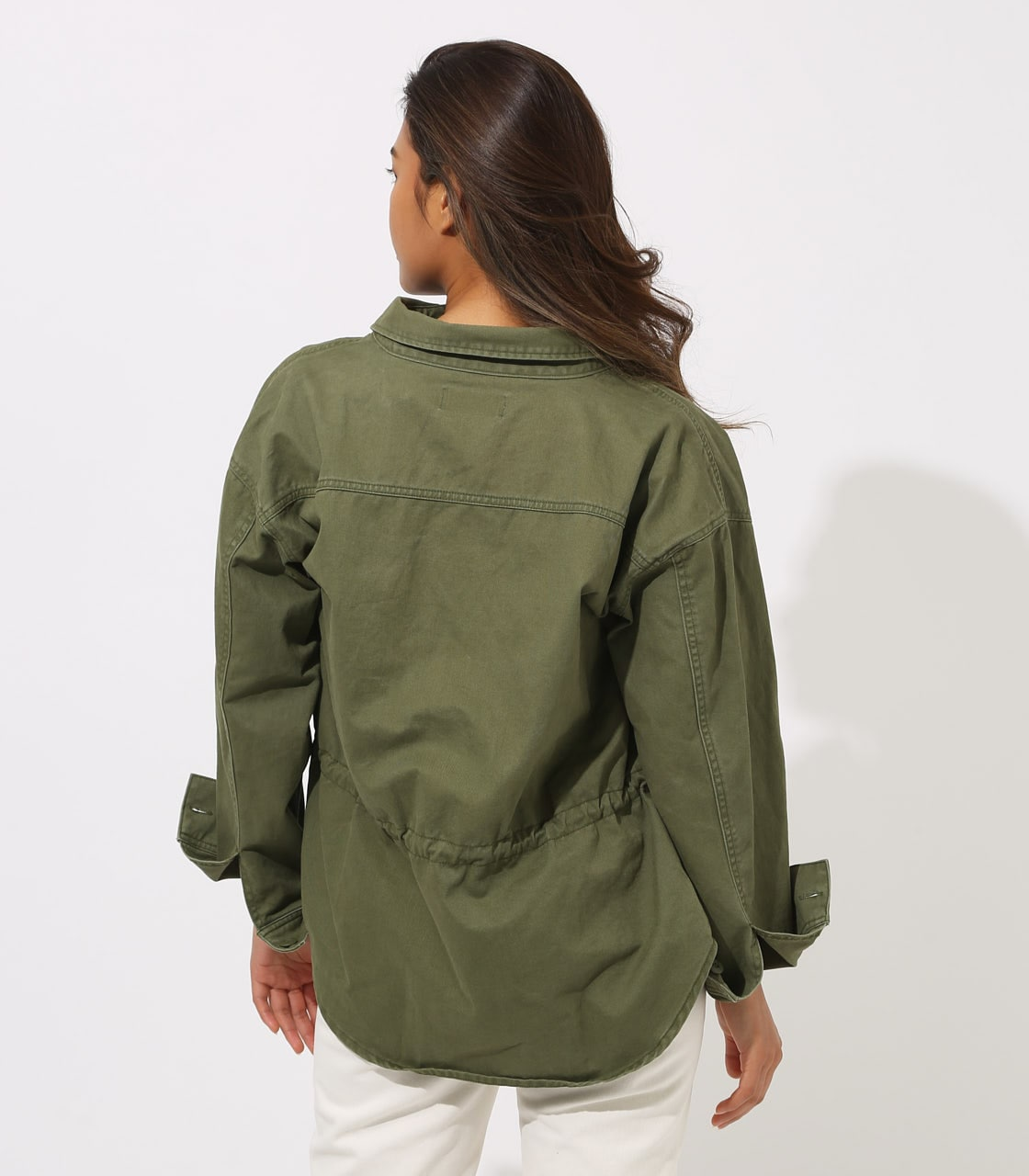 【AZUL BY MOUSSY】Military Blouson 詳細画像 L/KHA 7