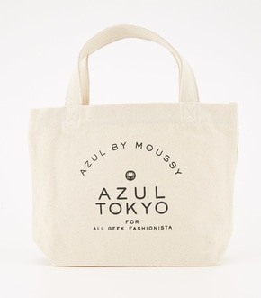 【AZUL BY MOUSSY】アーチロゴトートS