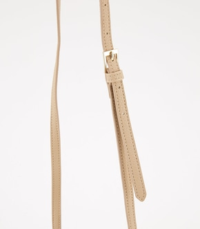 【AZUL BY MOUSSY】BAMBOO HANDLE BAG 詳細画像