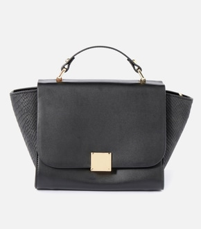 【AZUL BY MOUSSY】SQUARE METAL BAG
