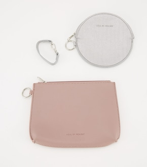 【AZUL BY MOUSSY】POUCH SET TOTEBAG 詳細画像