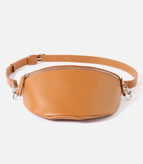 FAKE LEATHER WAISTBAG