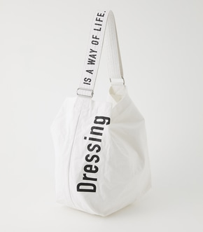 【AZUL BY MOUSSY】DRESSING TOTE BAG 詳細画像