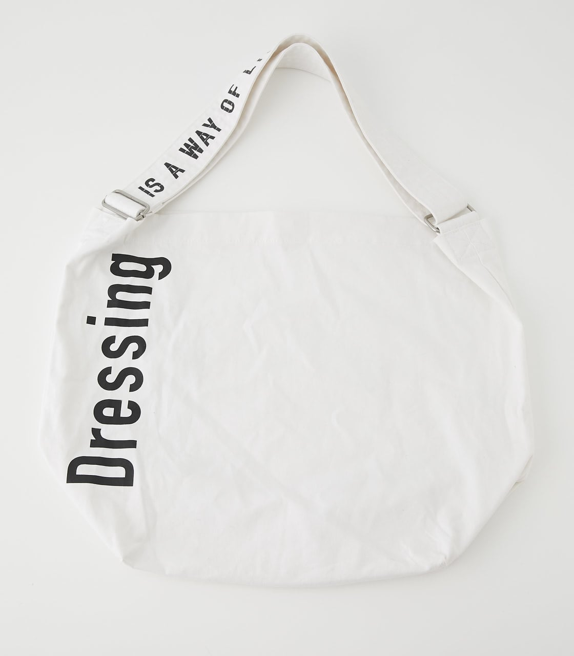 【AZUL BY MOUSSY】DRESSING TOTE BAG 詳細画像 WHT 6