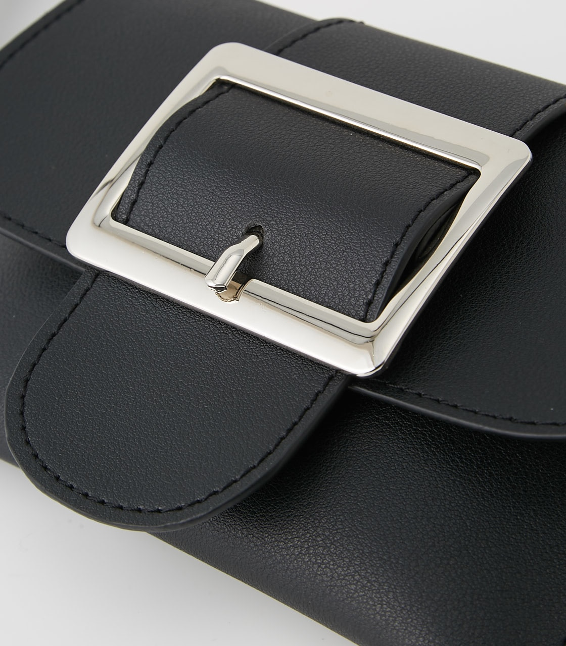 【AZUL BY MOUSSY】SQUARE BUCKLE PORCH SET BELT 詳細画像 BLK 6