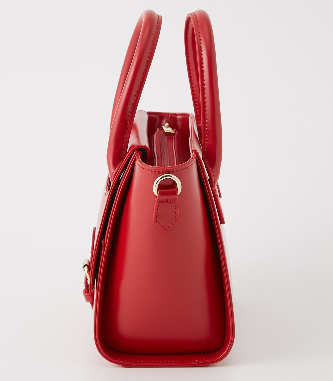 【AZUL BY MOUSSY】BELT DESIGN HAND BAG 詳細画像 RED 2
