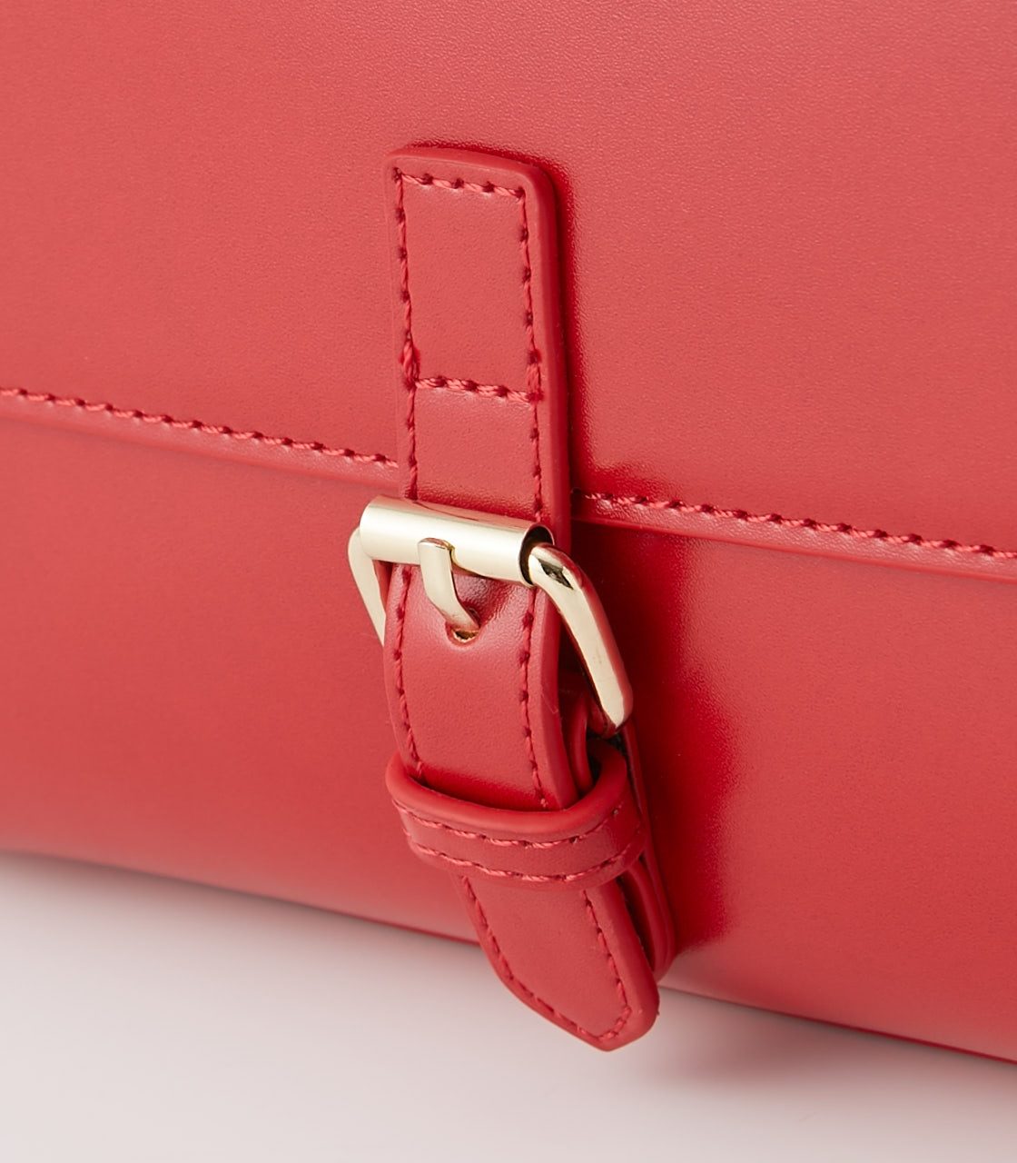 【AZUL BY MOUSSY】BELT DESIGN HAND BAG 詳細画像 RED 5