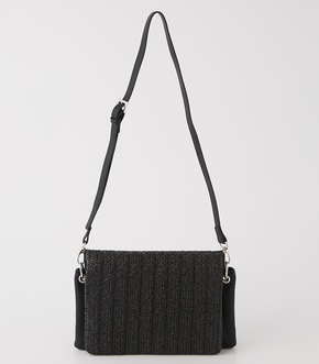 【AZUL BY MOUSSY】TRIPLE BLOCK SHOULDER BAG【MOOK50掲載 90152】