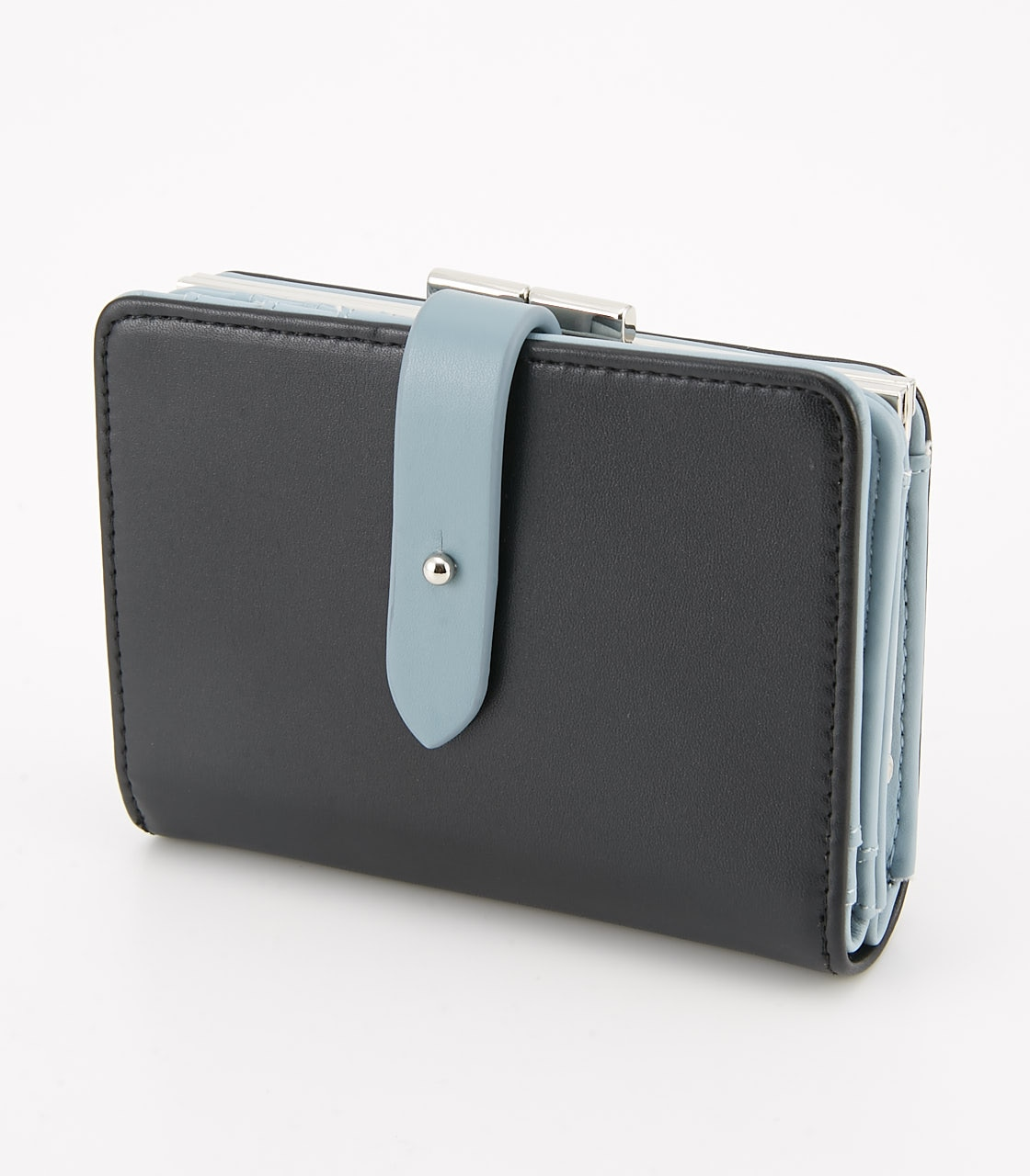 【AZUL BY MOUSSY】COLOR POINT WALLET 詳細画像 BLK 1